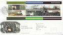 2004-01-13 Classic Locomotives M/S York FDC (59993)