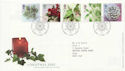 2002-11-05 Christmas Stamps Bethlehem FDC (60000)
