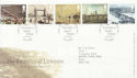 2002-09-10 Bridges of London Stamps London FDC (60004)