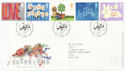 2002-03-05 Occasions Stamps Merry Hill FDC (60005)