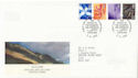 1999-06-08 Scotland Definitive Edinburgh FDC (60014)