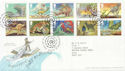 2002-01-15 Kipling Just So Burwash FDC (60025)