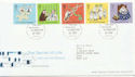 2003-02-25 Secret of Life Stamps Cambridge FDC (60028)