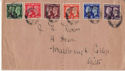 1940-05-06 KGVI Centenary Stamps London cds FDC (60057)