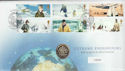 2003-08-27 Extreme Endeavours Coin Cover (60134)