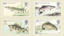 1983-01-26 River Fish PHQ 65 Mint Set (60164)