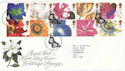 1997-01-06 Greetings Stamps Bureau FDC (60215)