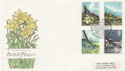 1979-03-21 British Flowers Stamps Kew Richmond FDC (60231)