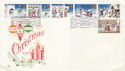 1973-11-28 Christmas Stamps Bethlehem FDC (60233)