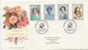 1990-08-02 Queen Mother 90th London W1 FDC (60245)
