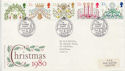 1980-11-19 Christmas Stamps Norways Gift London FDC (60259)