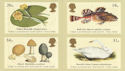 1988-01-19 Linnean Society PHQ 107 Mint Set (60357)