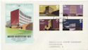 1971-09-22 University Buildings Stamps Liverpool FDC (60376)