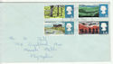 1966-05-02 Landscapes Stamps Plymouth FDC (60396)
