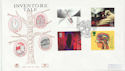 1999-01-12 Inventors Tale London SW7 FDC (60434)