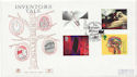 1999-01-12 Inventors Tale Borehamwood FDC (60438)
