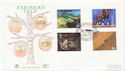 1999-09-07 Farmers Tale Reading FDC (60476)
