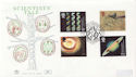 1999-08-03 Scientists Tale Cambridge FDC (60483)