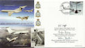 2002-05-02 Airliners VC10 Anniv Multi Signed FDC (60498)