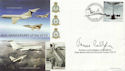 2002-05-02 Airliners VC10 Anniv J Callaghan Signed FDC (60502)
