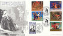 1998-07-21 Magical Worlds Alice Lyndhurst FDC (60532)