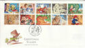 1994-02-01 Greetings Stamps Wolfsdale FDC (60571)