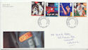 1991-06-11 Sport Stamps Cardiff FDC (60631)