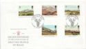 1994-03-01 Investiture Prince Of Wales St Davids FDC (60636)