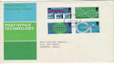1969-10-01 Post Office Technology Worthing FDC (60877)