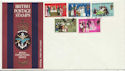 1970-04-01 Anniversaries Stamps FPO cds FDC (60913)