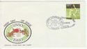 1980-10-10 Cricket TCCB Official Lords NW8 FDC (60960)