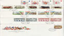 1984 Bulk Buy x9 FDC from 1984 CV �27 (60977)