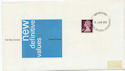1975-01-15 Definitive Stamp Bureau FDC (61084)