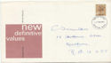 1977-02-02 Definitive Stamp Newbury FDC (61099)