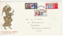 1969-11-26 Christmas Stamps London FDC (61137)