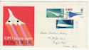 1969-03-03 Concorde Stamps London FDC (61172)