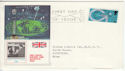 1969-10-01 PO Technology Paddington Slogan FDC (61181)