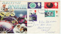 1967-09-19 British Discovery Stamps Cardiff FDC (61191)
