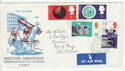 1967-09-19 British Discovery Barrow in Furness cds FDC (61192)