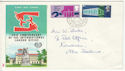 1969-04-02 50th Anniv Labour Office Barrow cds FDC (61205)