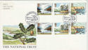 1981-06-24 National Trust Part Set Pembroke FDC (61315)