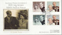 1997-11-13 Golden Wedding Stamps Dartmouth FDC (61320)