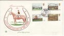 1979-06-06 Horseracing Derby 200 Epsom FDC (61338)