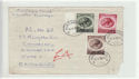 Belgium 1956 Stamps FDC (61378)