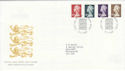 1999-03-09 High Value Definitive Stamps Windsor FDC (61406)
