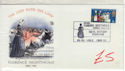 1970-04-01 Florence Nightingale Stamp London SE1 FDC (61427)