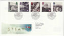 1994-01-18 Age of Steam Railway Bureau FDC (61516)