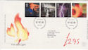 2000-02-01 Fire and Light Stamps Bureau FDC (61519)