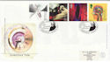 1999-01-12 Inventors Tale Greenwich FDC (61524)
