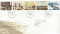 2002-09-10 Bridges Of London T/House FDC (61527)